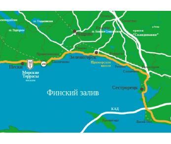 Коттеджный поселок Морские террасы