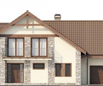 Проект дома Проект Z59, 346.6 м2