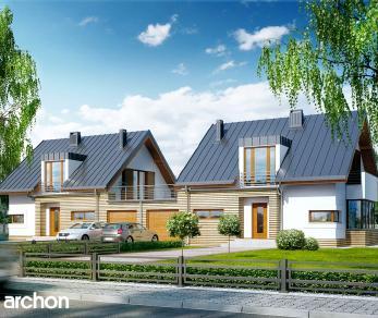 Проект  Дом в кардамоне (R2), 284.56 м2
