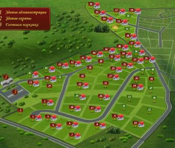 Коттеджный поселок Коркинские холмы