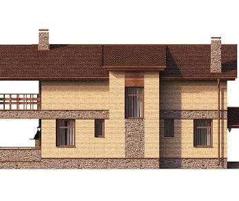 Проект  Базилевс, 141 м2