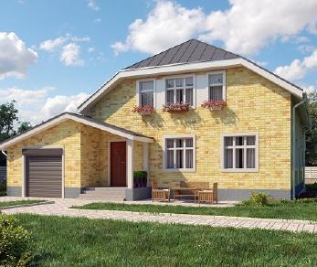 Проект дома AS-2130, 234 м2