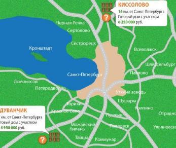 Коттеджный поселок Одуванчик