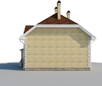 Проект дома AS-2151, 128 м2