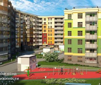 Продажа квартиры Петергофское ш., д.86к3