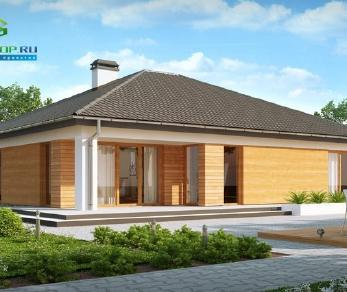 Проект дома Проект z199, 203.5 м2