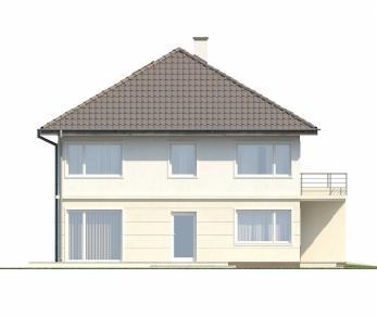 Проект дома Проект Zx10, 231.3 м2