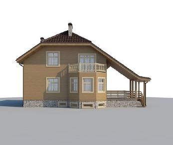 Проект дома AS-2092, 339 м2