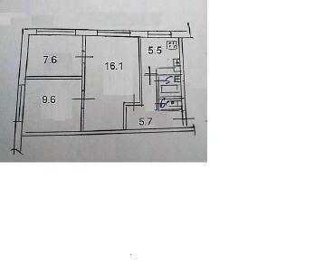 Продажа квартиры Рощино, Садовый пер., д.7