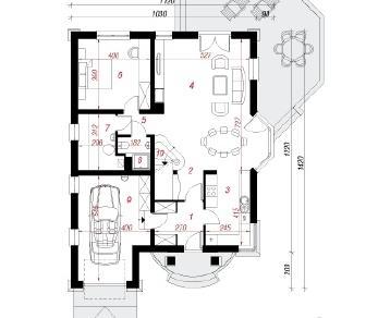 Проект  Дом в зубровке, 182.9 м2