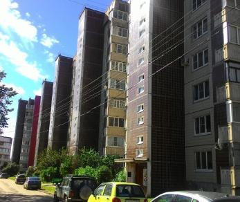 Продажа квартиры Кириши, Плавницкий бул., д.2