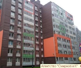 Продажа квартиры Кудрово деревня Столичная ул., 2, д. 2