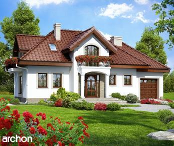 Проект  Дом в лаванде, 155.7 м2