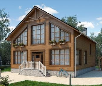 Проект дома AS-2132, 180 м2