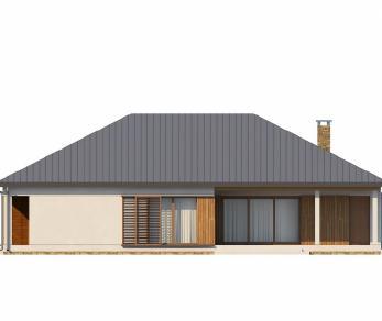 Проект дома Проект Z152, 166 м2
