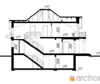 Проект  Дом в тимьяне (П), 146.4 м2