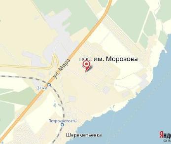 Продажа участка Им Морозова