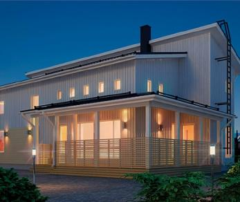 Проект  проект дома серии Kriss 171, 234 м2