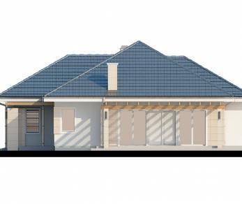Проект дома Проект Z201, 164.4 м2