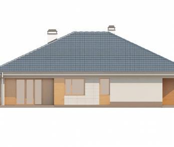 Проект дома Проект Z209, 172.8 м2