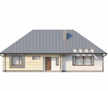 Проект дома Проект Z140, 123.7 м2