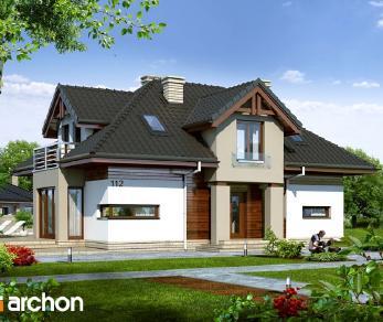 Проект  Дом в сальвиниях, 154 м2