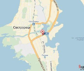 Продажа квартиры Сестрорецк, Приморское ш., д.350