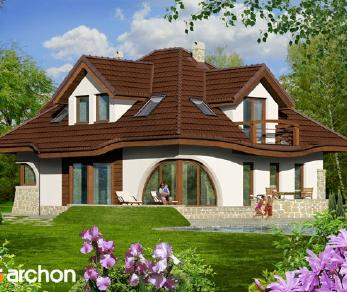 Проект  Дом в зефирантесе, 182 м2