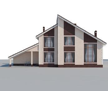Проект дома AS-2101, 283 м2