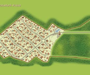 Коттеджный поселок Уварово