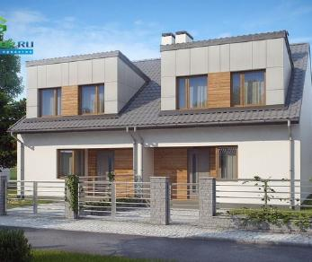 Проект дома Проект zb7, 117.62 м2