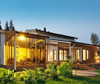 Проект  проект дома серии Kriss 188, 254 м2