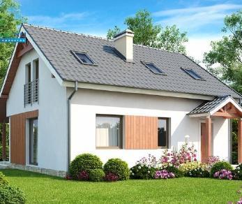 Проект дома Проект z75, 117.3 м2