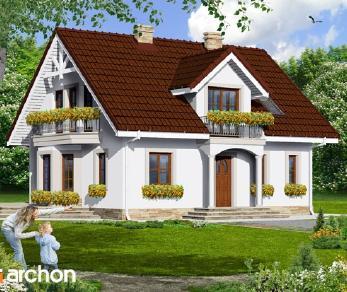 Проект  Дом в рододендронах 6 (В), 128.5 м2