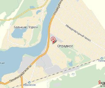 Продажа квартиры Отрадное, Заводская ул., д.11