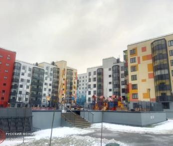 Продажа квартиры Гатчина г., Пушкинское шос., д. 13, корпус 1
