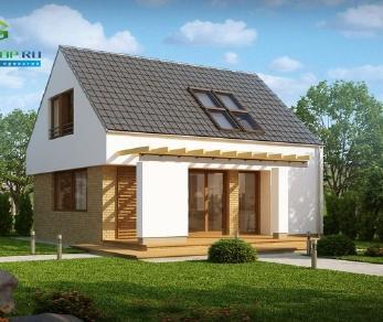 Проект дома Проект z221, 100.5 м2
