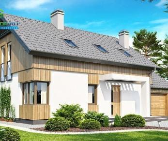 Проект дома Проект z118, 178.9 м2