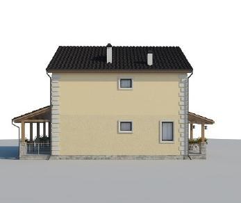 Проект дома AS-2041, 167 м2