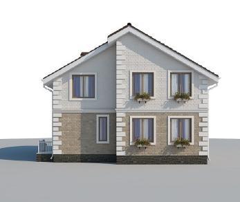 Проект дома AS-2110, 144 м2