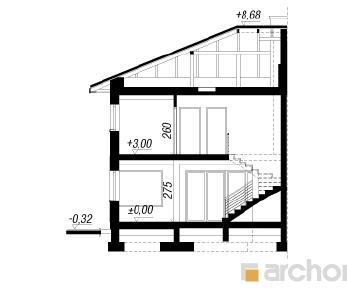 Проект  Вилла Юлия (Б), 144.8 м2