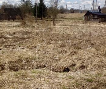 Продажа участка Сологубовка