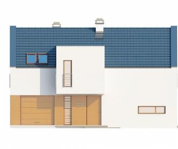 Проект дома Проект Z222, 168.6 м2