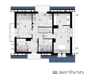 Проект  Дом в рододендронах 15 (Н), 148.2 м2