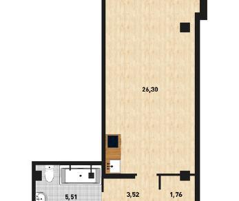 Продажа квартиры Мурино, д.2