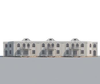 Проект дома AS-2162, 1385 м2