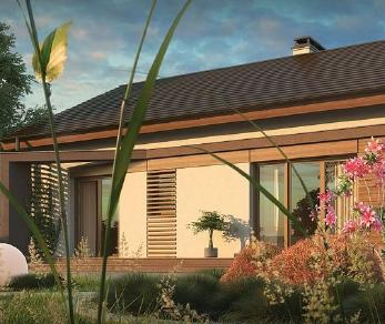 Проект дома Проект z255a, 80.5 м2