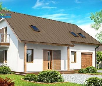Проект дома Проект z133, 193.4 м2