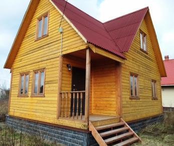Продажа дома Антропшино массив