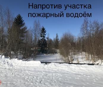 Продажа участка Рябово